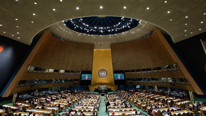 UN's first ever meeting on anti-Semitism sees France, US, Saudi Arabia speak out