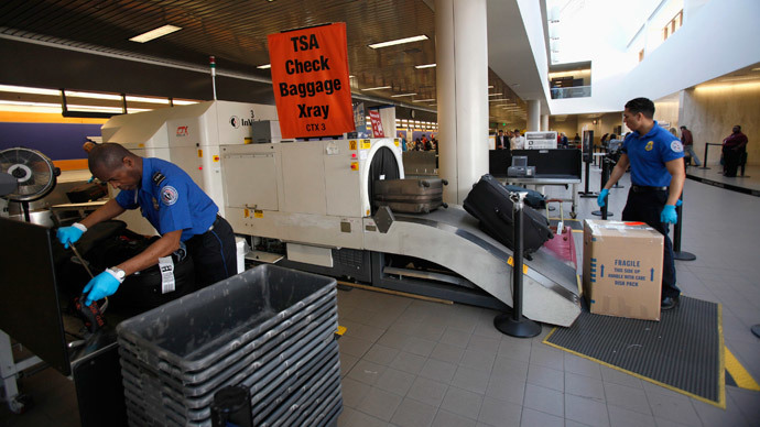 TSA confiscated over 2,000 guns, numerous grenades at US airports in 2014