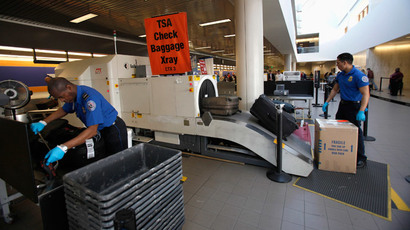 ​Union chief: Armed cops should help TSA at airports