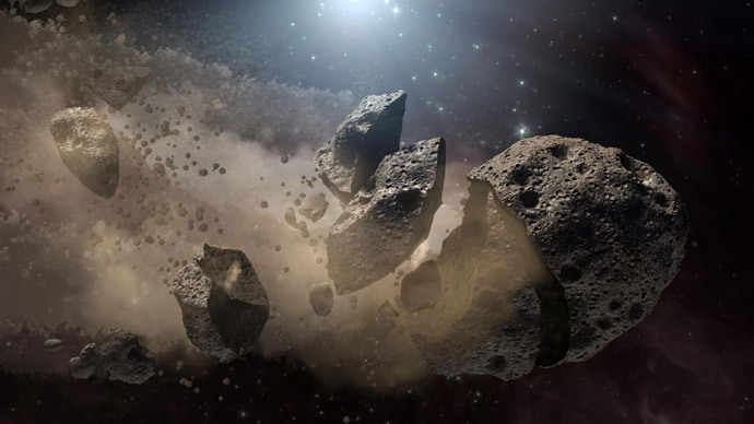 As big as 5 football fields: Massive asteroid to be visible from Earth Monday