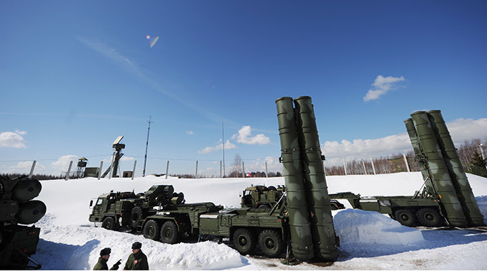 Russia develops heavy drone, promises S500 missile system by 2017