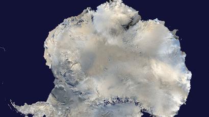 A satellite view of Antarctica (Reuters/NASA)