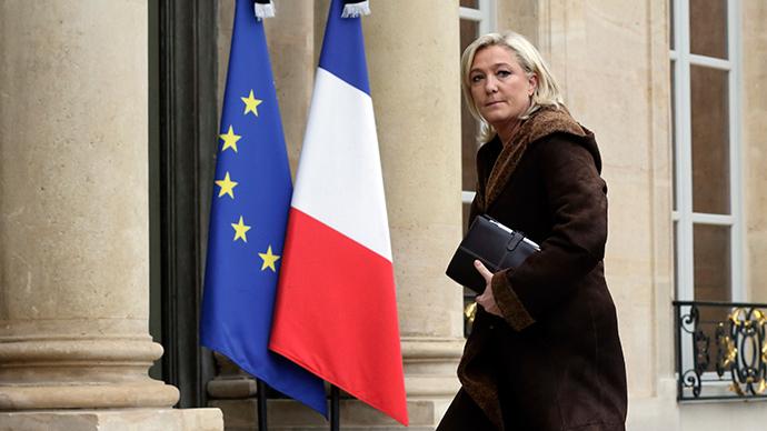 'Monstrous democratic slap to EU': Le Pen hails Greek anti-austerity party victory