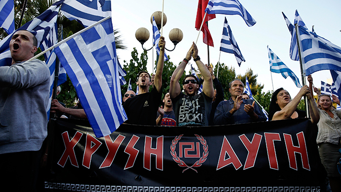 Far-right Golden Dawn party takes third place in Greece elections