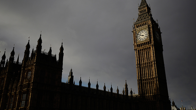 ​Abuse of procedure': Lords try to sneak 'Snooper's Charter' into bill