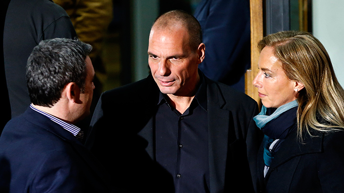New Greek  Finance Minister Yanis Varoufakis steps in with looming multibillion-euro debt