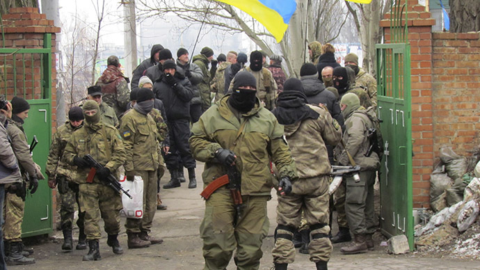 Kiev used barrier squads to prevent troops from retreating – E. Ukraine militia