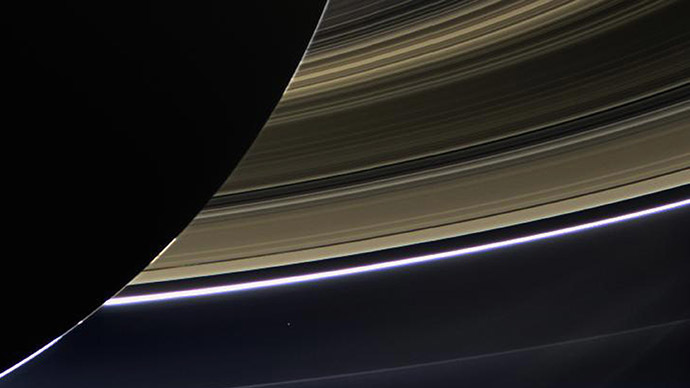 Gigantic ring system 200 times larger than Saturn discovered (PHOTOS)