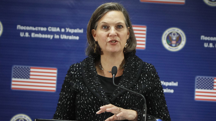Nuland downplays RT's threat to 'truthful' US media space