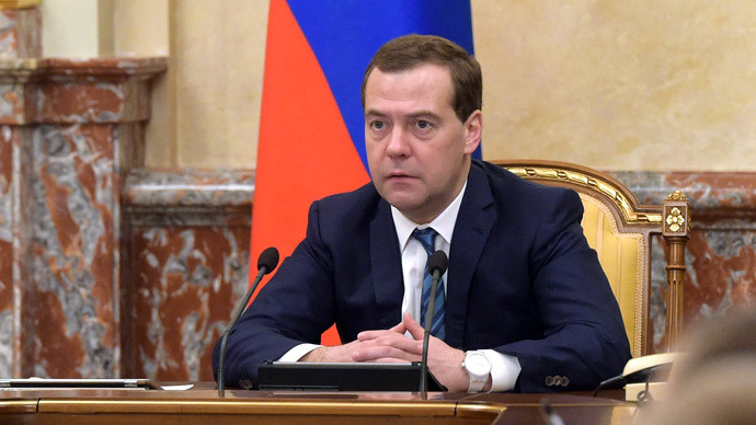 ​Russia's PM signs multibillion dollar anti-crisis plan