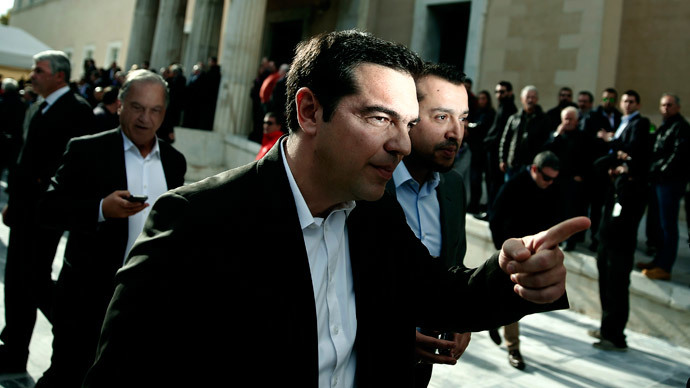 New Greek govt furious over EU 'unequivocal' anti-Russia statement