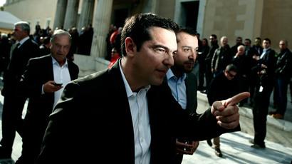 Alexis Tsipras.(Reuters / Alkis Konstantinidis)