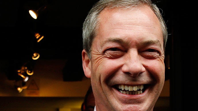 ​UKIP unveils anti-immigrant, populist wish list of 100 policies