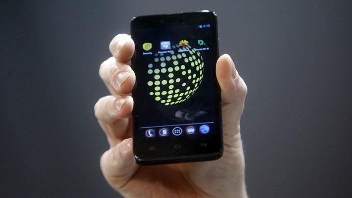 The Blackphone (Reuters/Albert Gea)