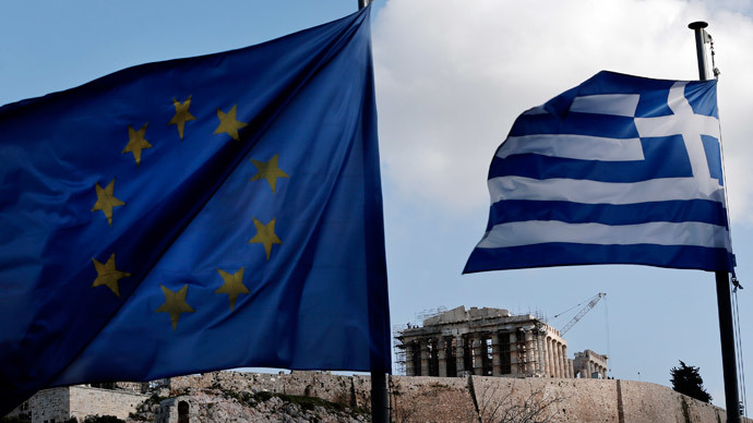 EU to Greece: 'No question of cancelling debt'