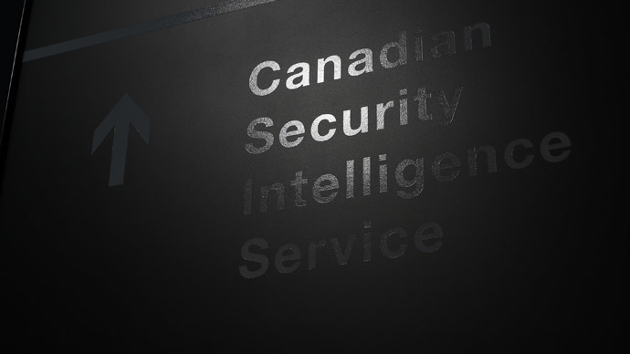 Mounties on terror patrol: Canada intel agency to get expanded anti-terror powers