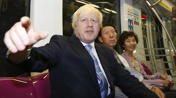 ​Jihadists watch porn, are 'literally w*nkers' – Boris Johnson