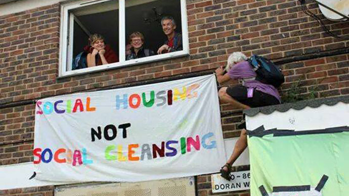 ​#MarchForHouses: Thousands to descend on London mayor's office, demand decent housing