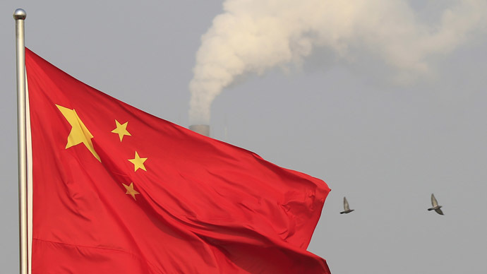 China outstrips US foreign investment in 2014