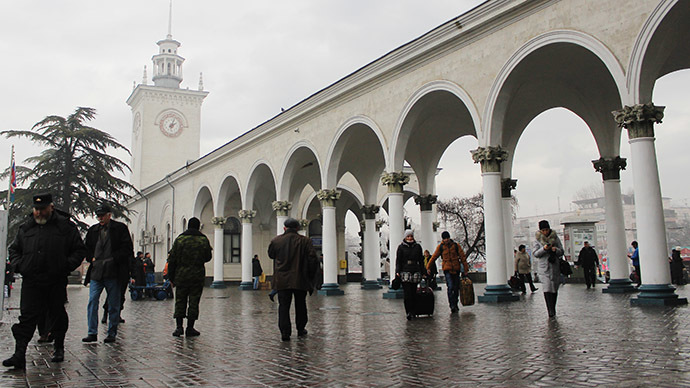 Washington allows Crimea residents US bank accounts, money transfers