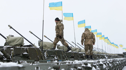 ​Europe reticent about supplying Ukraine with weapons & money