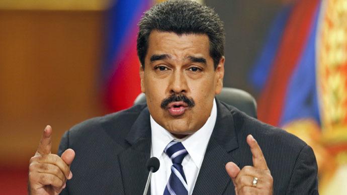 Maduro accuses Joe Biden of 'bloody coup' in Venezuela