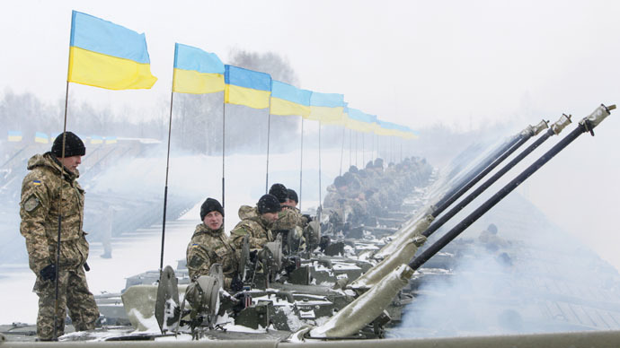 More Russians expect full scale war with Ukraine, poll shows