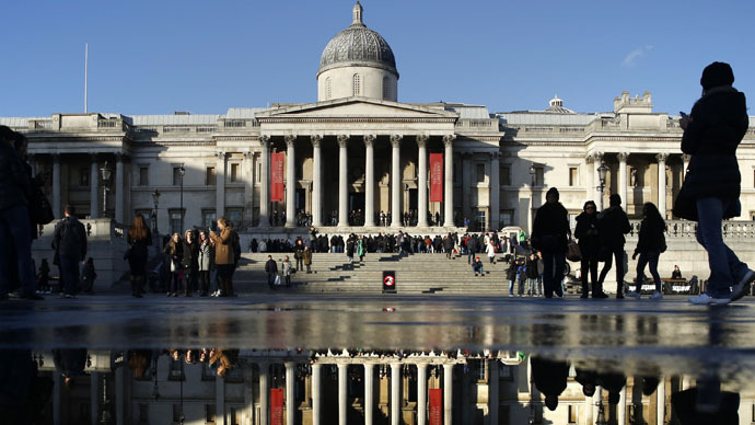 ​National Gallery workers stage 5-day strike against privatization