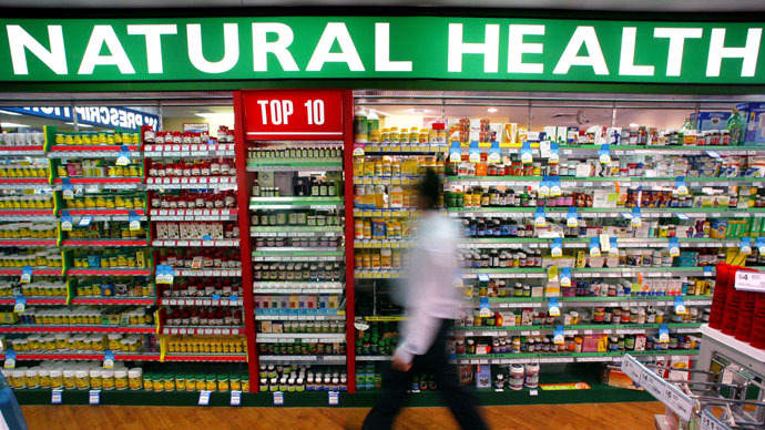 GNC, Wal-Mart, other retailers deceptively labeling herbal supplements - report