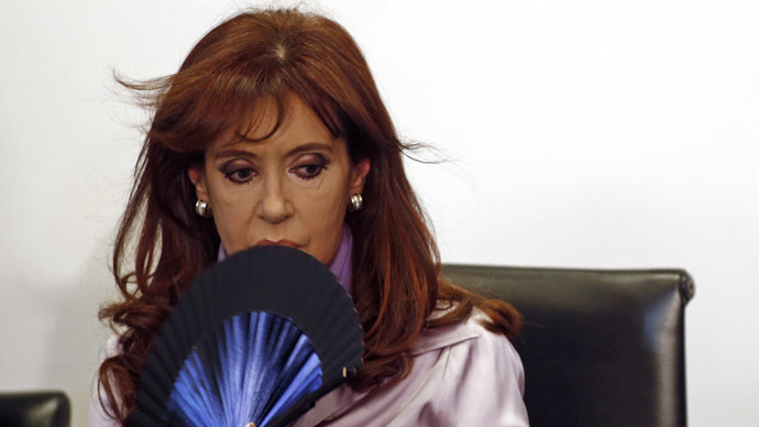 Argentinian president 'arrest warrant' drafted before prosecutor died, investigators admit