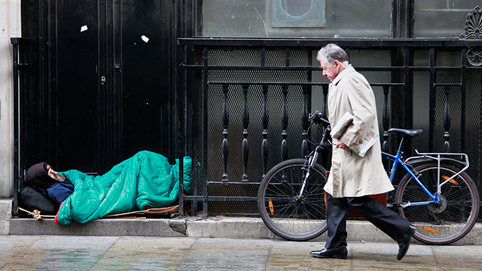 'Desperate state of affairs': Thousands of 'hidden homeless' not on govt records