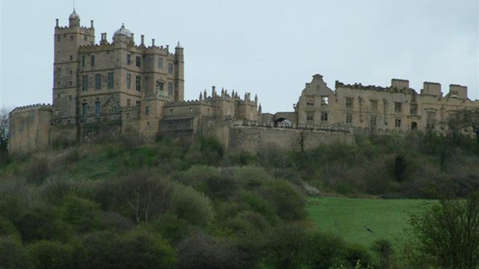 Bolsover Castle in Derbyshire, England (Image from wikipedia.org)