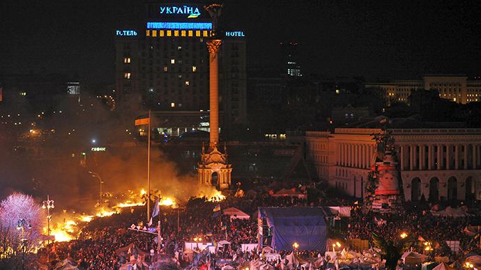 Europe, not Russia pressed Kiev over EU association – ex-Ukrainian PM