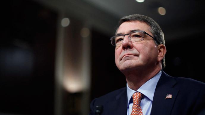 Ashton Carter.(Reuters / Jonathan Ernst)