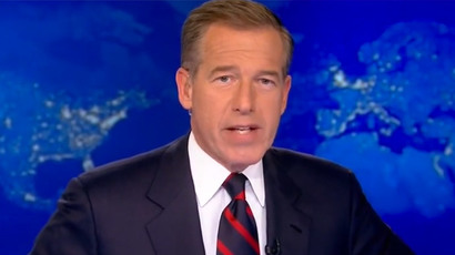 NBC's Brian Williams off air, under internal probe for fake Iraq War tale
