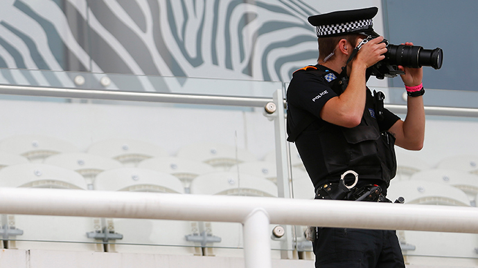 ​#DomesticExtremist trend mocks UK police surveillance of protesters