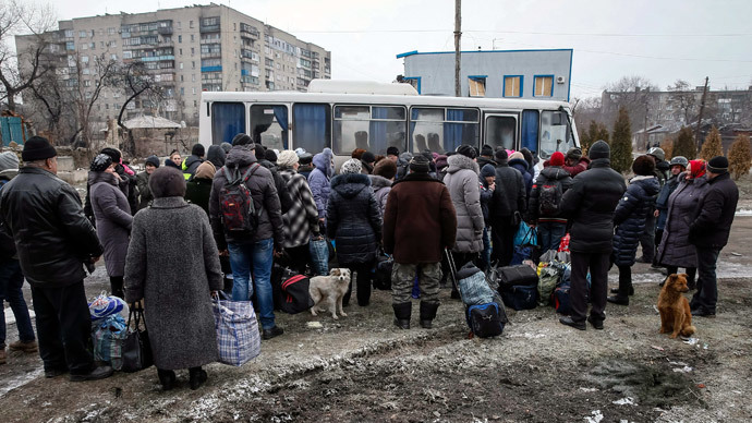 Kiev agrees to create humanitarian corridor for Debaltsevo civilians – militia