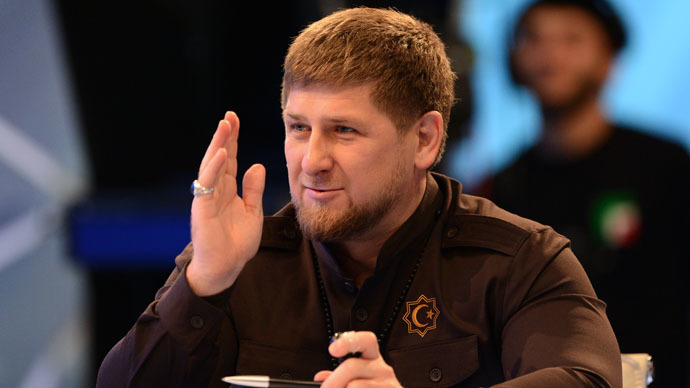 Chechen leader blames US & Western intel for Islamic State terrorists
