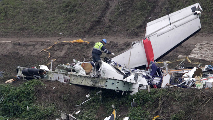 Taiwan TransAsia plane pilots may have turned off wrong engine – reports