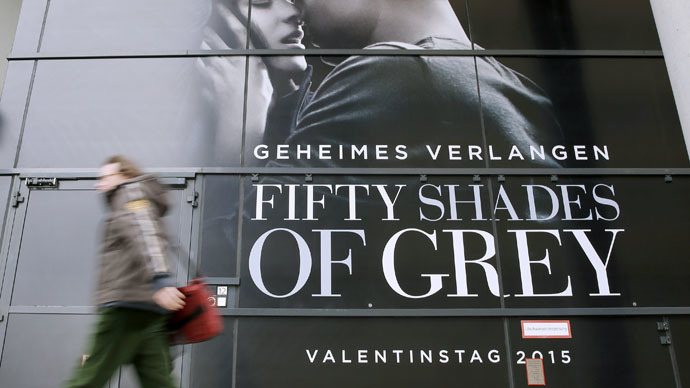 ​Boycott 50 Shades of Grey for 'glamorizing' domestic violence, say activists