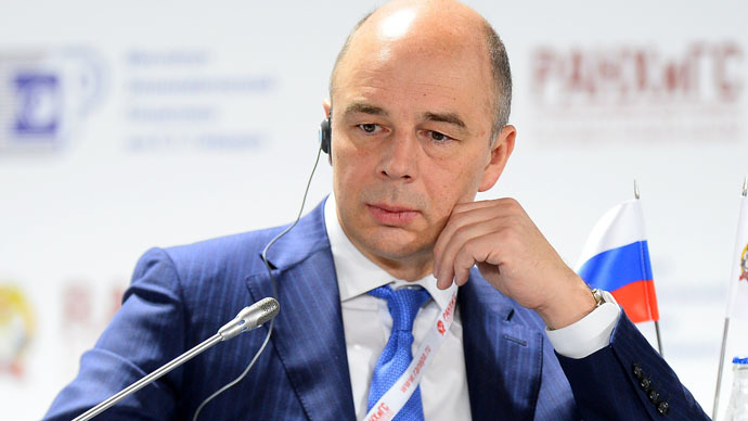 ​'Dutch disease' over in Russia – finance minister