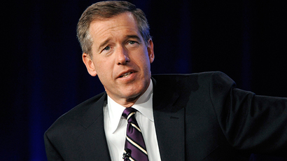 Brian Williams (Reuters / Phil McCarten)