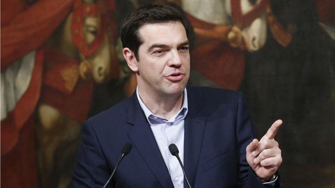 Greece's Prime Minister Alexis Tsipras (Reuters/Remo Casilli)