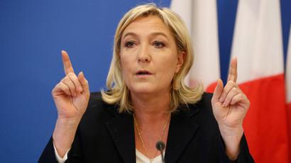 France should recognize Crimea as part of Russia – Le Pen