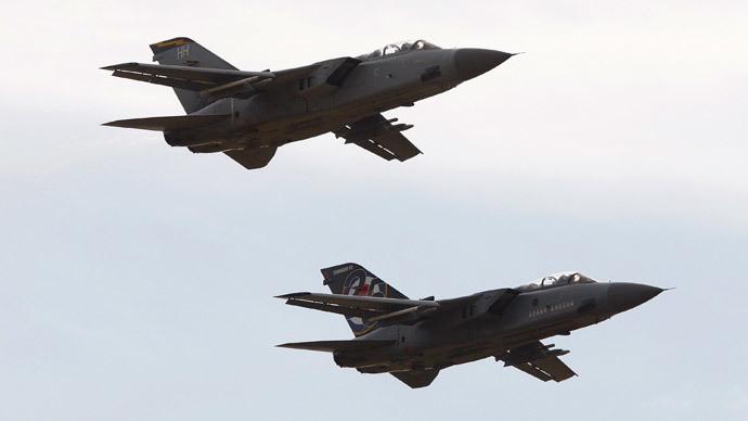 2,000 UK troops, RAF spy plane bound for Jordan to combat ISIS