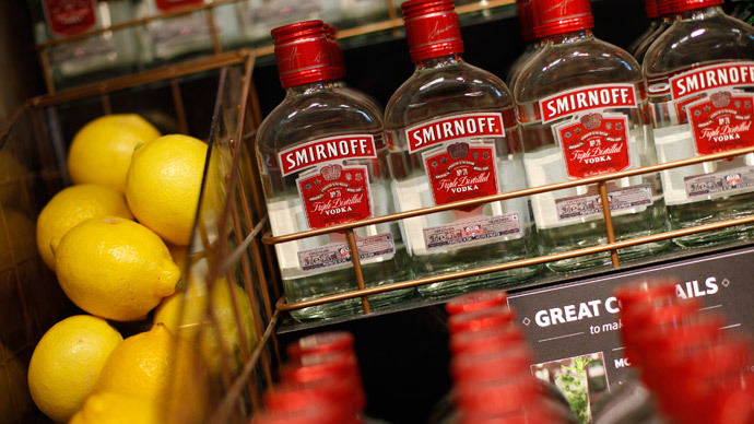Homeless & immigrants targeted by bootleg alcohol makers – report