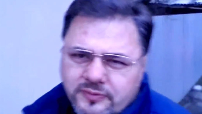 Ruslan Kotsaba (screenshot from youtube video by Ruslan Kotsaba)