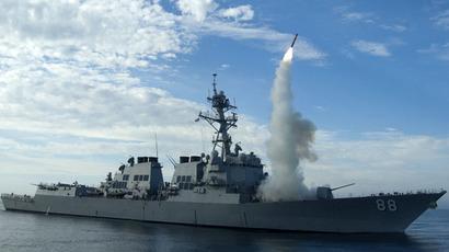 Reuters/Woody Paschall/U.S Navy photo