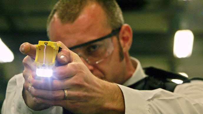 ​'Give all officers Tasers to combat terror threat' – UK Police Federation