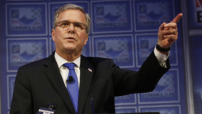 Jeb Bush email dump reveals citizens' names, emails, Social Security numbers